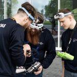 Dronų sportas Lietuvoje: entuziastų sparčiai daugėja